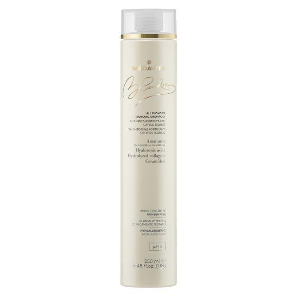 Shampoo fortificante capelli biondi 250ml
