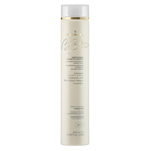Shampoo riflessante biondi caldi 250ml