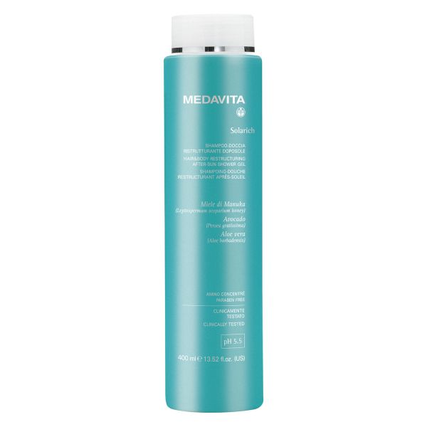 Shampoo doccia ristrutturante doposole 400ml