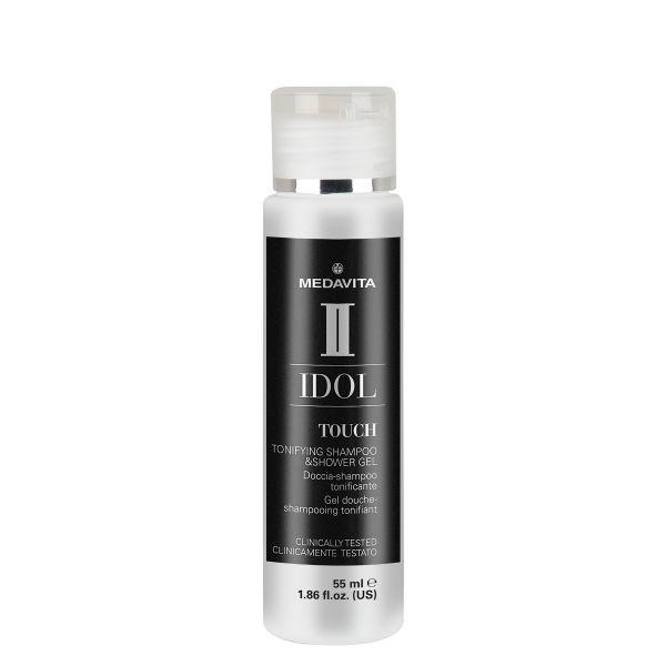 Touch - Doccia-shampoo tonificante 55ml
