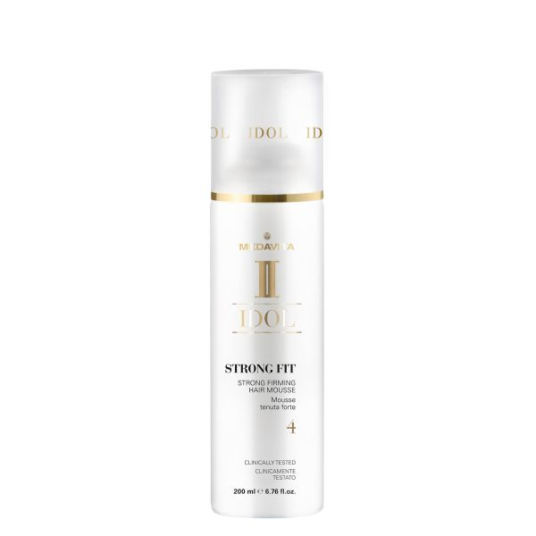 Strong Fit - Mousse tenuta forte 200ml