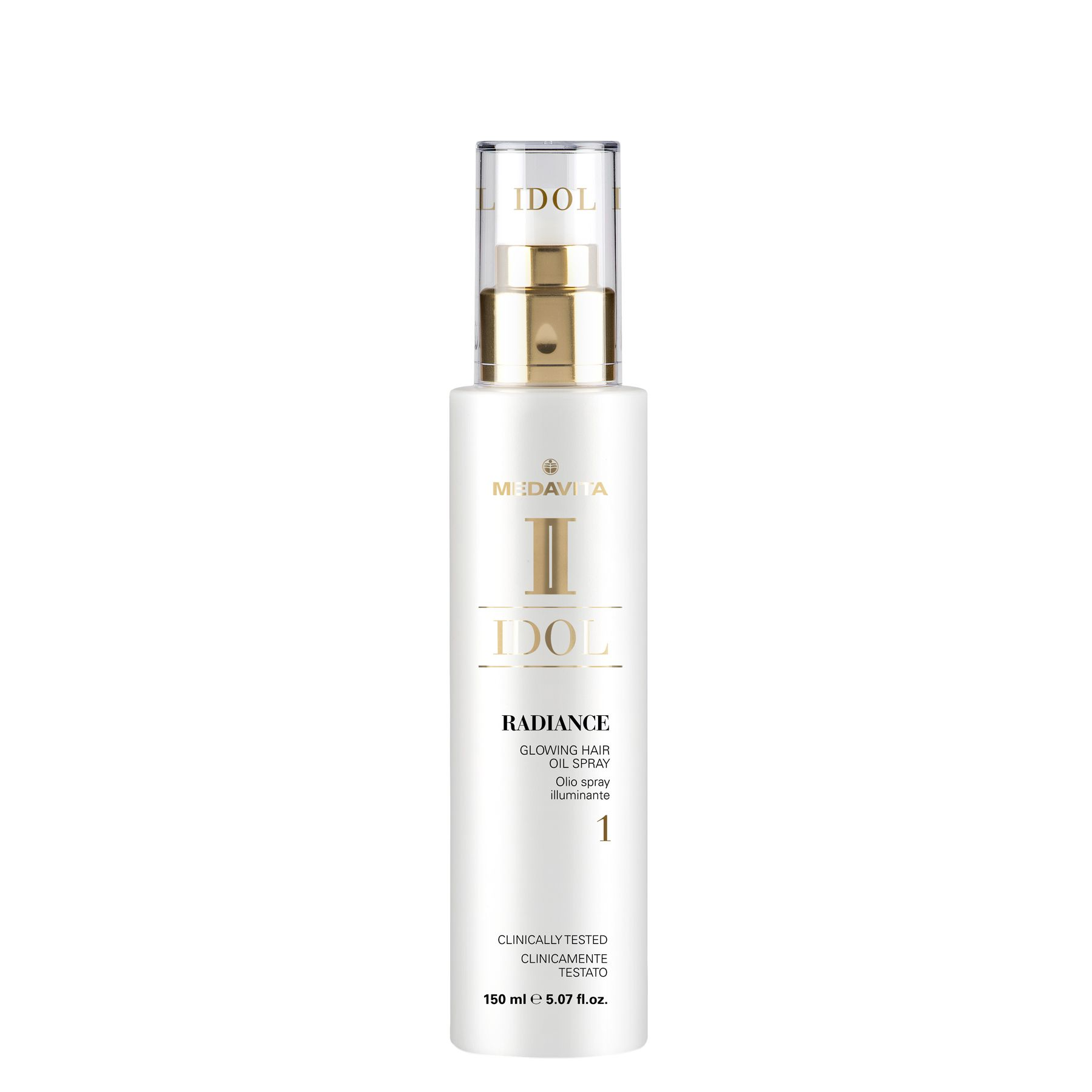 Radiance - Olio spray illuminante 150ml